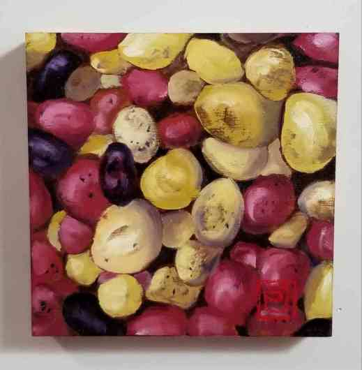 Pam Jackson - Small Potatoes