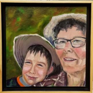 Pam Jackson - Garden workers