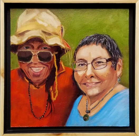 Pam Jackson - Leo & Margaret