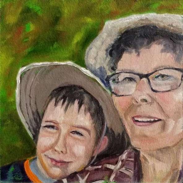Pam Jackson - Linda & Quinlan